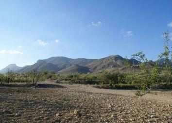 Thumbnail Land for sale in Lorca, Murcia, Spain
