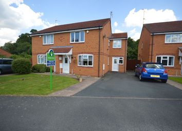 Thumbnail 3 bed semi-detached house for sale in Millennium Way, Codsall, Wolverhampton