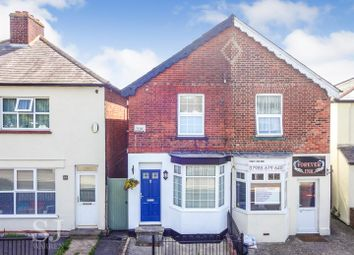 Thumbnail 2 bed semi-detached house for sale in Station Road, Burnham-On-Crouch