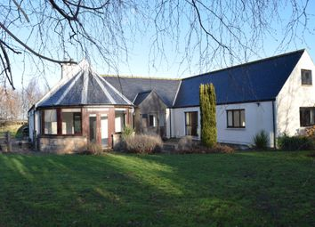 Thumbnail 3 bed detached house to rent in Pitgaveny, Elgin, Moray