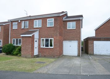 Thumbnail 3 bed semi-detached house for sale in Highfields Way, Holmewood, Chesterfield