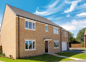"Thumbnail 5 bed detached house for sale in ""The Asenby"" at St. Thomas's Way, Green Hammerton, York"
