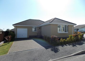 Thumbnail 2 bed detached bungalow for sale in Tregarrick Road, Roche, St. Austell