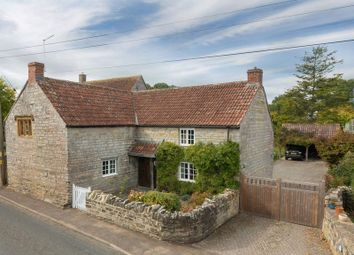 Thumbnail 4 bed cottage for sale in Long Load, Langport