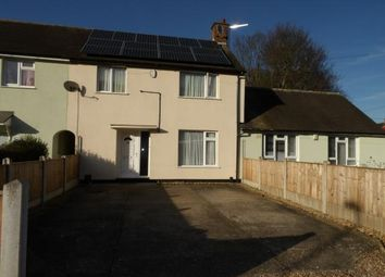 Thumbnail 3 bed terraced house for sale in Middlefell Way, Clifton, Nottingham, Nottinghamshire