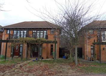 Thumbnail 2 bedroom semi-detached house for sale in Edison Square, Shenley Lodge, Milton Keynes
