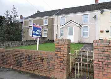 Thumbnail 3 bed cottage for sale in Llangyfelach Road, Treboeth, Swansea