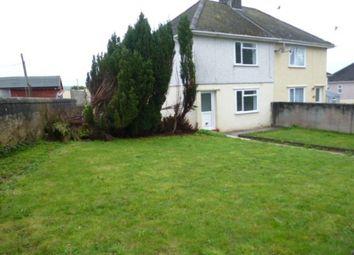 Thumbnail 2 bed property to rent in Landreath Place, St. Blazey, Par
