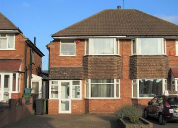 Thumbnail 3 bedroom semi-detached house for sale in Wichnor Road, Solihull