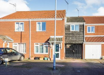 3 bed terraced house for sale in Clark Road, Ditchingham, Bungay NR35
