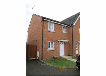 Thumbnail 3 bedroom semi-detached house to rent in Jennings Drift, Kesgrave, Ipswich