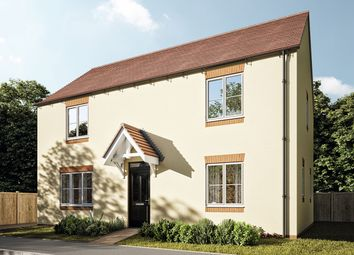 """Thumbnail 4 bed detached house for sale in """"The Kempthorne"""" at Pioneer Way, Bicester"""