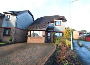 Thumbnail 3 bed detached house for sale in Tamar Drive, Gardenhall, East Kilbride