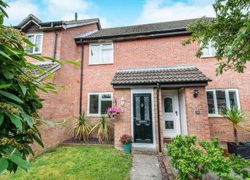 Thumbnail 2 bed terraced house for sale in Gloucester Drive, Basingstoke