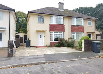 Thumbnail 3 bed semi-detached house for sale in Stocker Place, Gosport