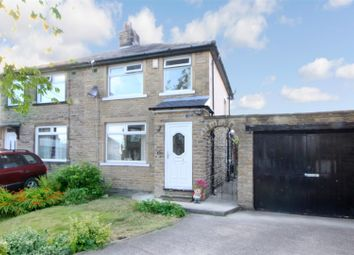 Thumbnail 3 bed semi-detached house for sale in Eltham Grove, Wibsey, Bradford