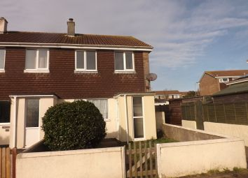 2 bed semi-detached house to rent in Polwheal Road, Tolvaddon, Camborne TR14