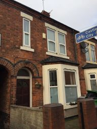 Thumbnail 5 bedroom terraced house to rent in Grove Road, Lenton, Nottingham
