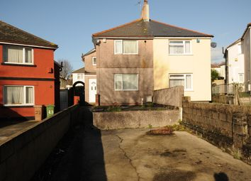 3 bed semi-detached house for sale in Halcyon Road, Moor View, Plymouth PL2