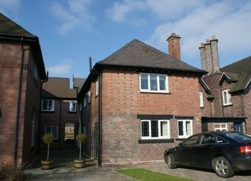 Thumbnail 2 bed flat to rent in Kingsoak Court, Tittensor, Stoke On Trent