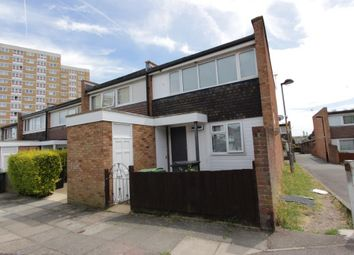 Thumbnail 3 bed end terrace house for sale in Pelatt Grove, Wood Green