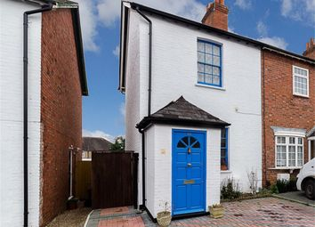 Thumbnail 2 bed end terrace house for sale in Malden Road, Cheam, Surrey