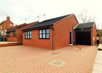 Thumbnail 2 bed detached bungalow for sale in Smithy Lane, Hixon, Stafford