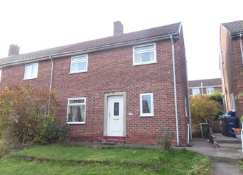 Thumbnail 3 bed semi-detached house to rent in Knightside Gardens, Dunston, Gateshead