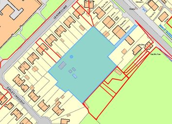 Thumbnail Land for sale in Chester Road, Pentre, Deeside