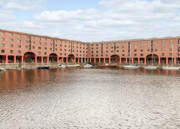 Thumbnail 3 bed flat to rent in The Colonnades, Albert Dock, Liverpool