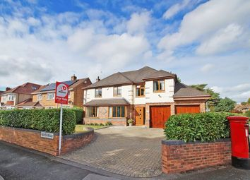 Thumbnail 4 bed detached house for sale in North Road, Bromsgrove