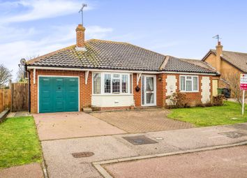 Thumbnail 3 bed detached bungalow for sale in Alexander Rise, Mundesley, Norwich