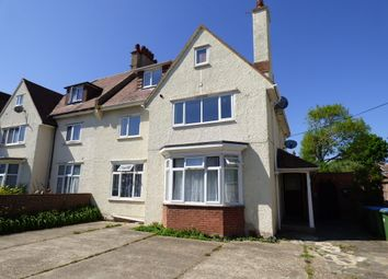 Thumbnail 2 bedroom flat for sale in Upper Bognor Road, Bognor Regis