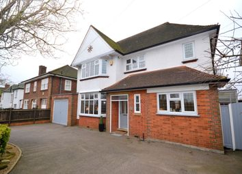 Thumbnail 5 bedroom detached house for sale in Park Avenue South, Abington, Northampton