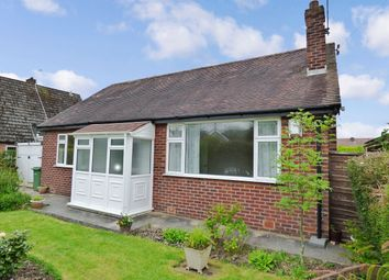 Thumbnail 2 bed bungalow for sale in Willow Road, High Lane, Stockport