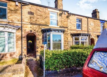 Thumbnail 2 bedroom terraced house to rent in Parkside Road, Sheffield