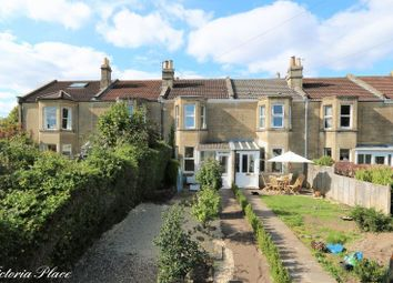 Thumbnail 2 bed terraced house to rent in Victoria Place, Combe Down, Bath