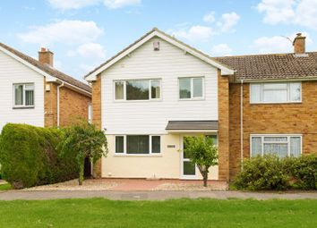 Meadow Close, Grove, Wantage OX12. 3 bed semi-detached house