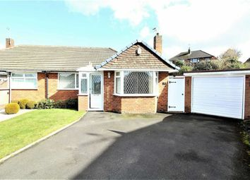 Thumbnail 2 bed semi-detached bungalow for sale in Southerndown Road, Brownswall Estate, Sedgley