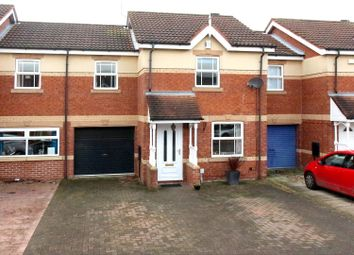 Thumbnail 3 bedroom town house for sale in Nornabell Drive, Beverley
