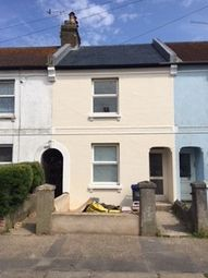 Thumbnail 3 bed terraced house to rent in Becket Road, Worthing