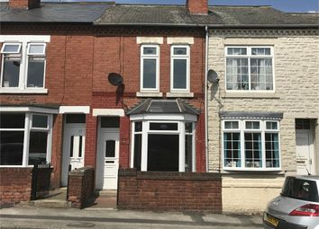 Thumbnail 2 bed town house for sale in James Street, Worksop, Nottinghamshire