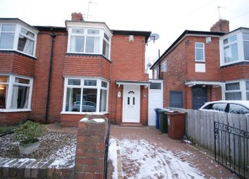 Thumbnail 2 bed semi-detached house for sale in Park Avenue, Gosforth, Newcastle Upon Tyne