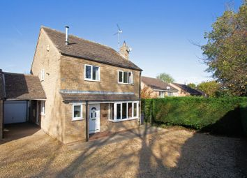 Thumbnail 4 bed detached house to rent in Wansford Road, Elton, Peterborough