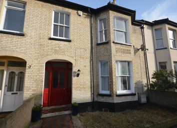 Thumbnail 3 bed terraced house to rent in Windsor Road, Lowestoft