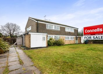 Thumbnail 2 bed flat for sale in Harcourt Way, South Godstone, Godstone