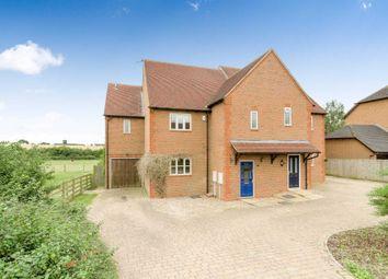 Thumbnail 4 bed semi-detached house for sale in Bullington End Road, Castlethorpe, Milton Keynes
