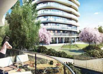 Thumbnail 1 bedroom flat for sale in East Tower Hoola Tidal Basin Road, London