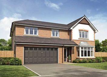 Thumbnail 5 bedroom detached house for sale in The Latchford Kings Meadow, Staining, Lancashire