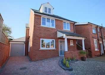 Thumbnail 4 bedroom detached house for sale in Estuary, Littlemead Lane, Exmouth